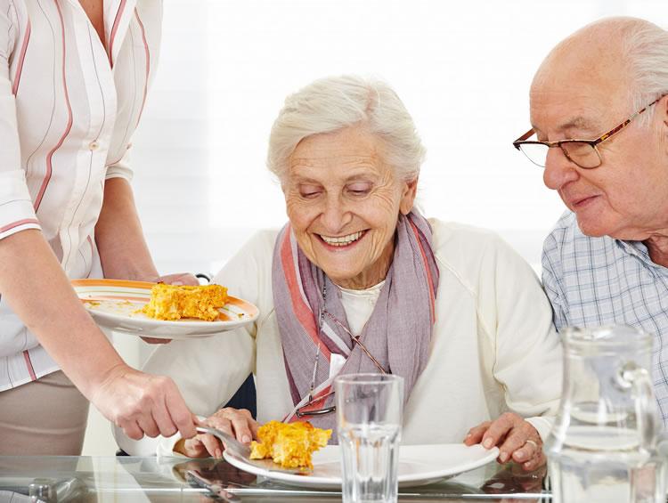 Servire mase seniori